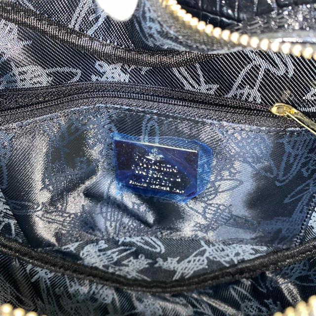 Vivienne Westwood(ヴィヴィアンウエストウッド)のタイムセール❗️[新品未使用]vivienne westwoodショルダーバッグ レディースのバッグ(ショルダーバッグ)の商品写真