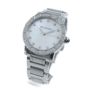BVLGARI - BVLGARI ブルガリ 腕時計 BBL33S【本物保証】
