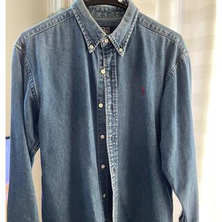 ポロラルフローレン(POLO RALPH LAUREN)のポロラルフローレン デニムシャツ 170(シャツ)