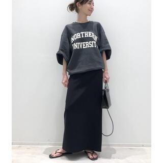 L'Appartement DEUXIEME CLASSE - Back Slit LONG スカート アパルトモン