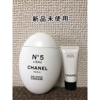 シャネル(CHANEL)のシャネル N°5 ロー ハンドクリーム 50g(ハンドクリーム)