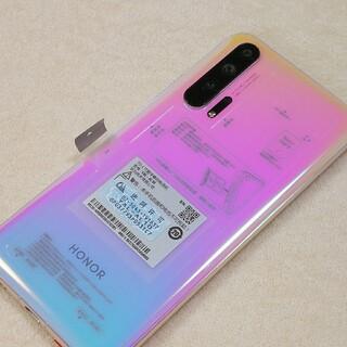 honor 20 pro 中国版 YAL-AL10 ピンク 8GB/256GB