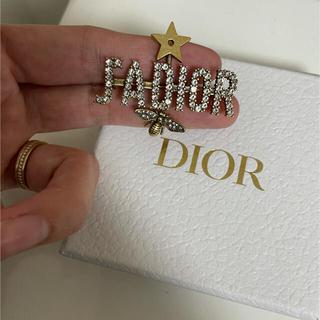 ディオール(Dior)のディオールブローチ diorブローチ(ブローチ/コサージュ)