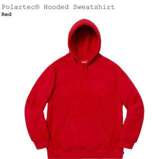 シュプリーム(Supreme)のSupreme   Polartec® Hooded Sweatshirt (パーカー)