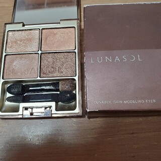 LUNASOL - ルナソルスキンモデリングアイズ01