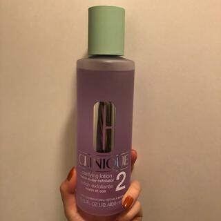 クリニーク(CLINIQUE)のクリニーク 拭き取り化粧水 2番(化粧水/ローション)