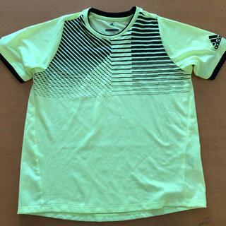 アディダス(adidas)のアディダス スポーツウェア Tシャツ半袖 160(ウェア)