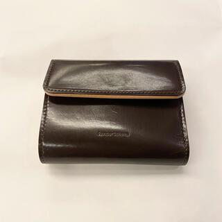 Hender Scheme - 新品未使用 hender scheme bellows wallet スキマ