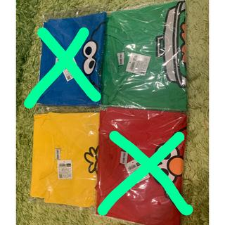 セサミストリート(SESAME STREET)のセサミストリート Tシャツ レディース フリーサイズ(Tシャツ(半袖/袖なし))
