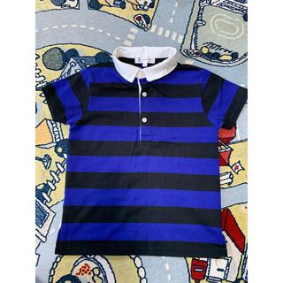 ロペピクニック(Rope' Picnic)のロペピクニック ラガーシャツ 120(Tシャツ/カットソー)