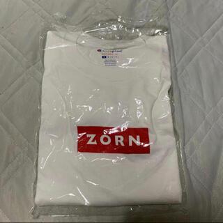 チャンピオン(Champion)のZORN×Champion Tシャツ White M(Tシャツ/カットソー(半袖/袖なし))