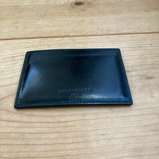 バレンシアガ(Balenciaga)のバレンシアガ  カードケース 定期入れ(名刺入れ/定期入れ)