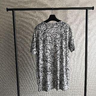LAD MUSICIAN - lad musician ラッドミュージシャン スプレーTシャツ