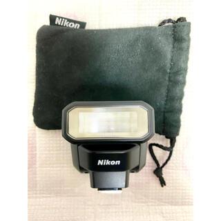 Nikon - NIKON ニコン SB-300 スピードライト ストロボ ソフトケース付