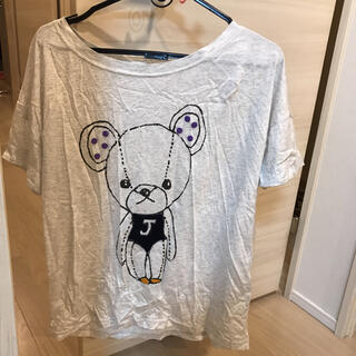 franche lippee - franche lippéeのゆるくまTシャツ