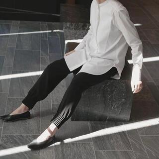 ENFOLD - ✴︎購入不可/他サイトにて売切れました✴︎LOHEN  裾ゴムタックパンツ