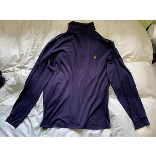 ポロラルフローレン(POLO RALPH LAUREN)のpolo コットンハイネックロンT(Tシャツ/カットソー(七分/長袖))