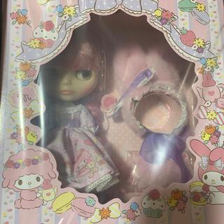 タカラトミー(Takara Tomy)の新品 マイメロディ ブライス ソフトリーカドリーユー&ミー (キャラクターグッズ)