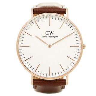 ダニエルウェリントン(Daniel Wellington)の男女兼用ダニエルウェリントン 腕時計(腕時計(アナログ))