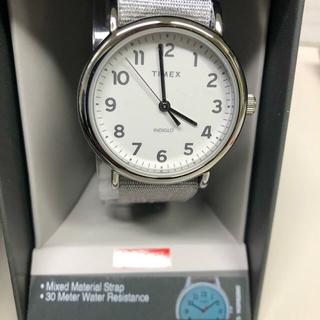 タイメックス(TIMEX)のTIMEX シルバーウィークエンダーメタリック 38mm 新品 未使用(腕時計(アナログ))