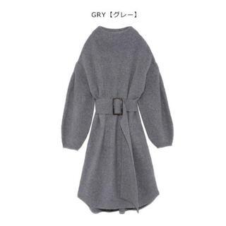 snidel - 新品タグ付♡ スナイデル ニットワンピース