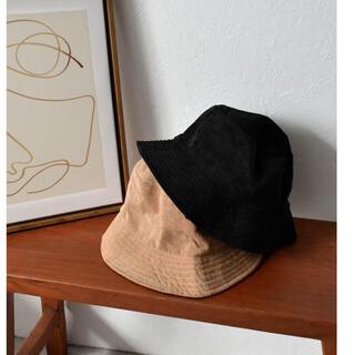 トゥデイフル(TODAYFUL)のバケットハット 帽子 コーデュロイ(ハット)