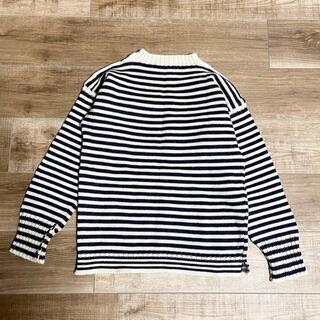 JOURNAL STANDARD - [定番]Le tricoteur ルトリコチュール ガンジー セーター ボーダー