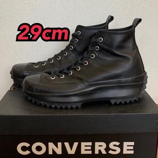 CONVERSE - Converse Run Star Hike Hi ランスターハイクレザー