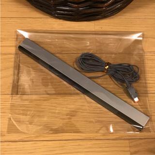 Wii - 【任天堂純正品】Wii WiiU共用 センサーバー単品(固定シール未使用)