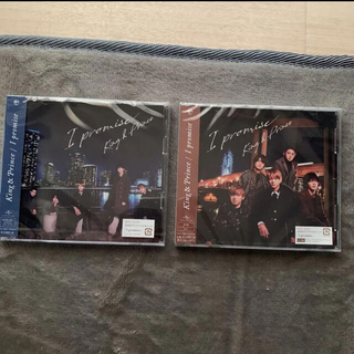 Johnny's - King&Prince CD