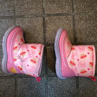 ムーンスター(MOONSTAR )のアンパンマン ムーンスター ブーツ 13.0cm(長靴/レインシューズ)