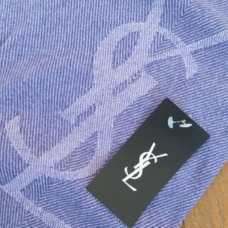 イヴサンローランボーテ(Yves Saint Laurent Beaute)の新品未使用 ひざ掛けストール(その他)
