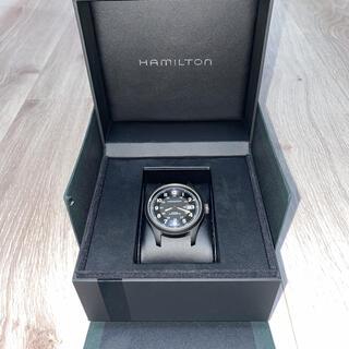 Hamilton - ハミルトン カーキフィールド チタニウム 文字盤のみ