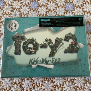 キスマイフットツー(Kis-My-Ft2)のキスマイ Kis-My-Ft2 To-y2 初回DVD(ミュージック)