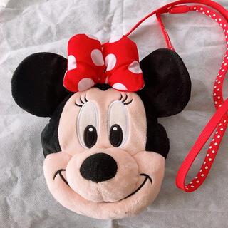 ディズニー(Disney)のディズニー ミニー パスケース(パスケース/IDカードホルダー)