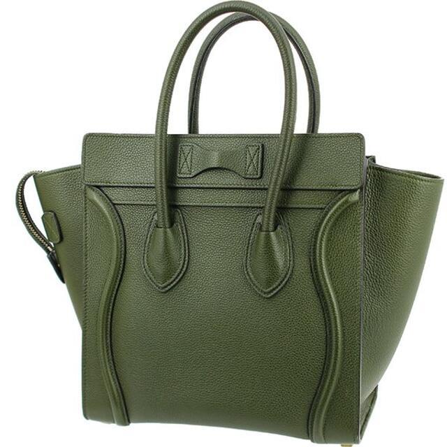 celine(セリーヌ)のh-g746 新品同様 セリーヌ マイクロショッパーラゲージ トートバッグ レディースのバッグ(トートバッグ)の商品写真