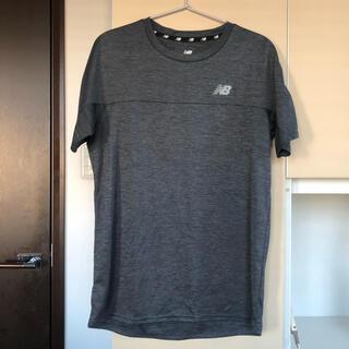 ニューバランス(New Balance)のNew Balanbe ランニングシャツ (ウェア)