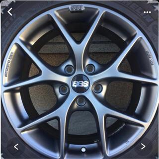 BMW - BBSホイール&MICHELINスタッドレスタイヤセット