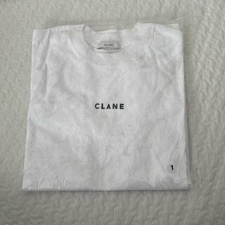 CLANE ロゴT