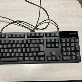 エイスース(ASUS)のRealforce キーボード R2 JP4-BK/AGAZ01(PC周辺機器)
