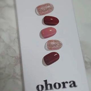 ohora ネイルシール(ネイル用品)