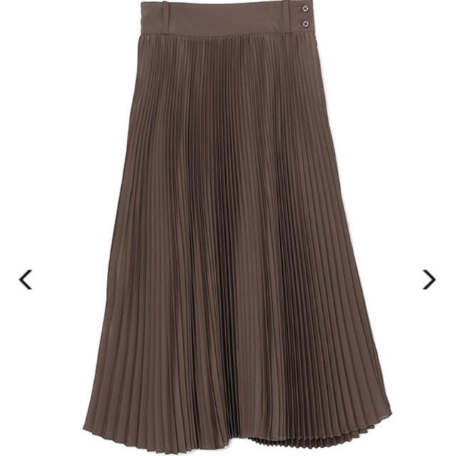 HYKE(ハイク)の新品タグ付き 2020ss hyke プリーツスカート チュールスカート レディースのスカート(ロングスカート)の商品写真