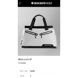 DESCENTE - デサントゴルフ     ゴルフ用ボストンバック