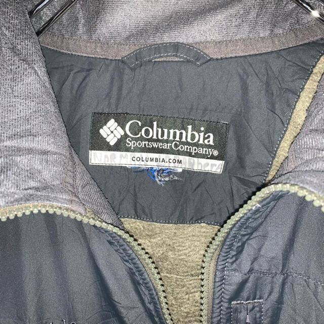 Columbia(コロンビア)の【XLサイズ】コロンビア フリース ジャケット アウター ビッグシルエット メンズのジャケット/アウター(ブルゾン)の商品写真