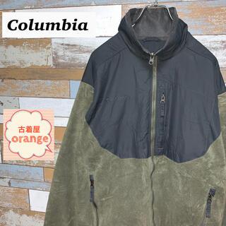 Columbia - 【XLサイズ】コロンビア フリース ジャケット アウター ビッグシルエット