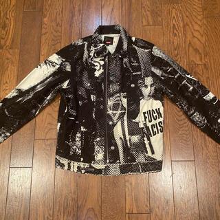 Supreme - supreme jeanpaulgaultier jacket