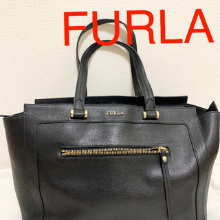 Furla - FURLA フルラ ハンドバッグ トートバッグ A4入る大容量★