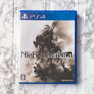 PlayStation4 - PS4ソフト ニーアオートマタ