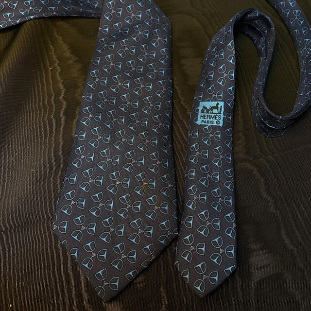 Hermes(エルメス)のHERMES 最高級シルクネクタイ メンズのファッション小物(ネクタイ)の商品写真