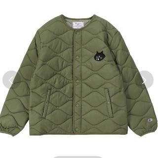 Ne-net - 新品タグ付き にゃーとチャンピオンのキルトジャケット